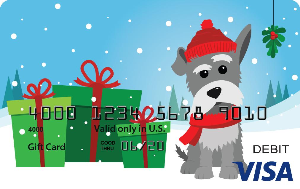 Visa Gift Cards - FinancialEdge Credit Union
