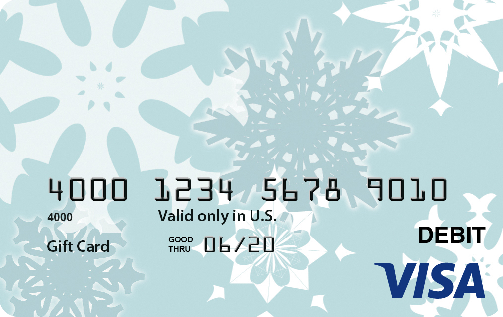 how to create a visa gift card
